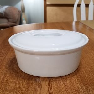 Apilco Porcelain Mini Casserole Dish